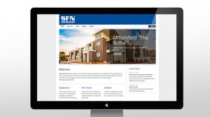 SFN Constructions website home page