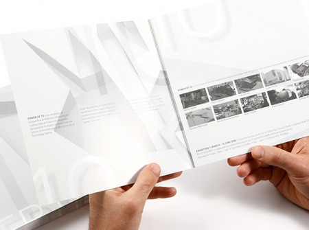 Power of 10 Exhibition Brochure
