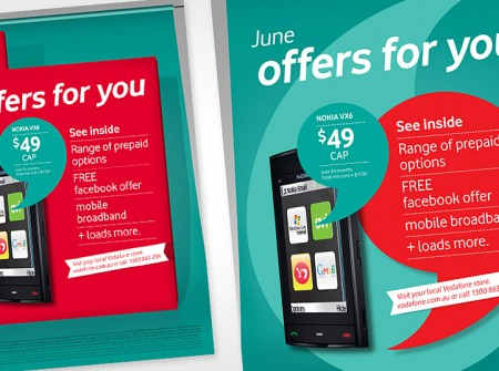 Vodafone Advertising Concepts