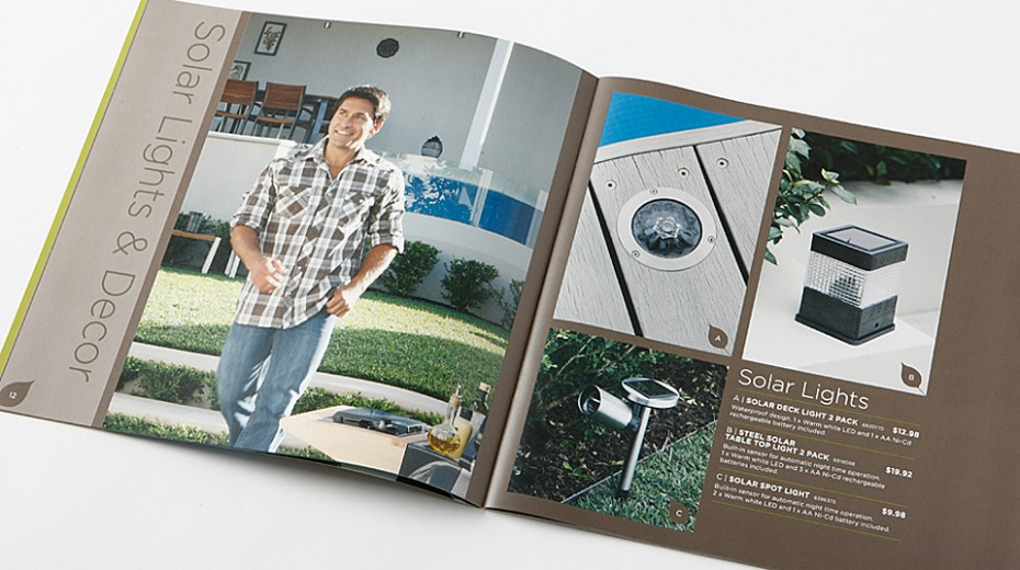 Patio/Big W catalogue spread