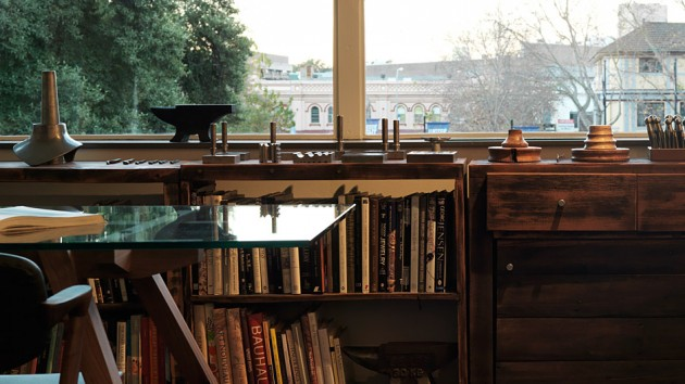Jewellery studio library