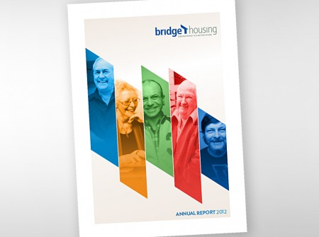 Bridge Housing Annual Report Cover
