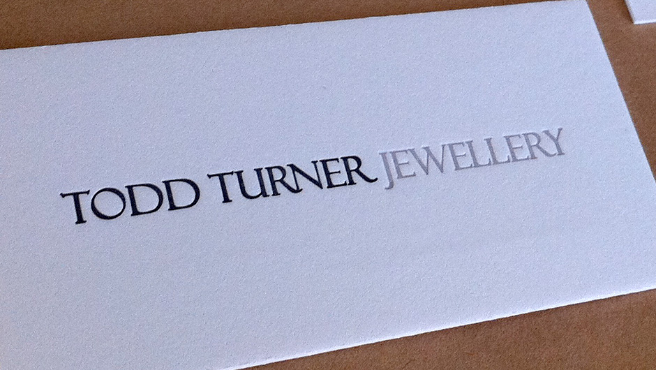 Deep space business cards letterpress printing letterpress business cards todd turner business cards reheart