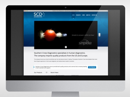 Southern Cross Diagnostics Home Page