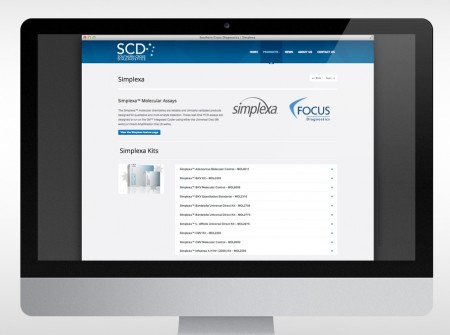 Southern Cross Diagnostics Product Page