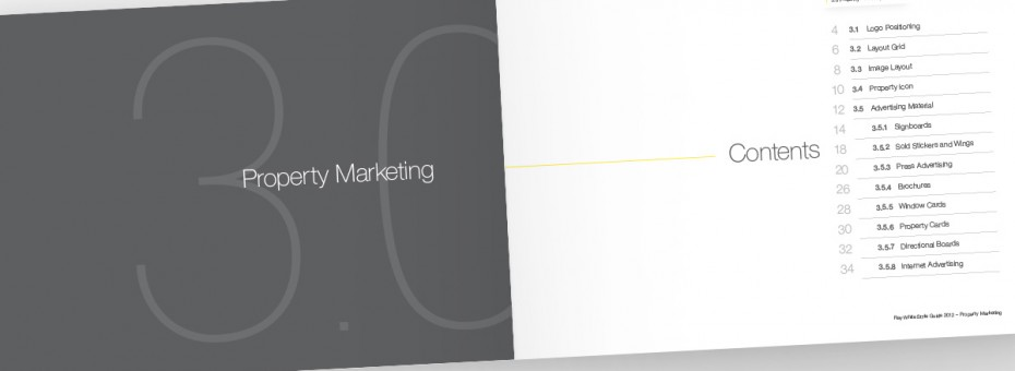 Ray White Visual Identity Guidelines - Property Marketing